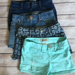 Other - 4 pairs of shorts BUNDLE 🤗